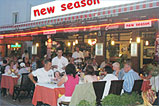 New Season: most popular Restaurant on the sea side in Bitez