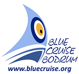a                       relaxing mediterranean getaway, the blue cruise