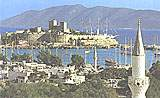 castle of St. Peter - Bodrum